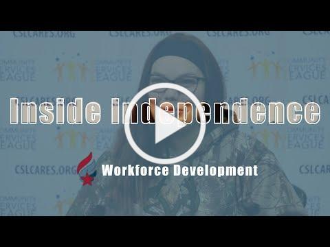 Inside Independence - Workforce Development