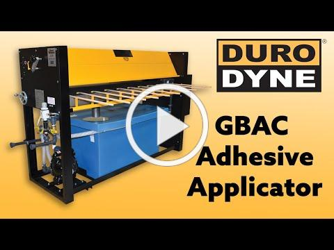 GBAC Adhesive Applicator from Duro Dyne