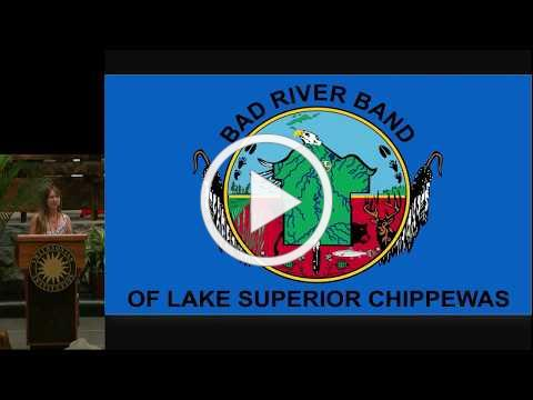 Living Earth Festival 2018 - Bad River Band of Lake Superior Chippewa Tribe