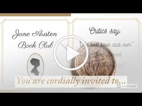 Jane Austen Book Club Trailer