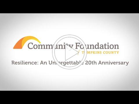 Community Foundation Annual Celebration 2021 - Resilience: An Unforgettable 20th Anniversary