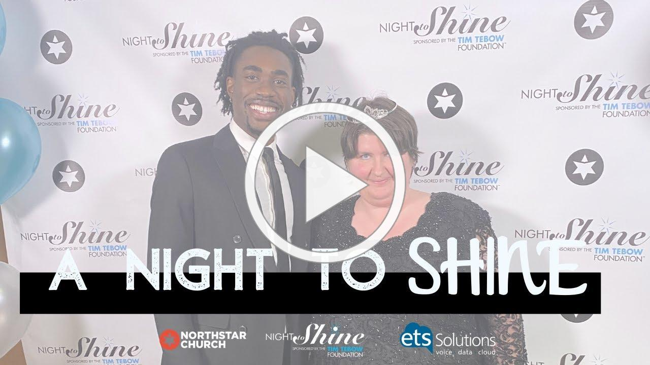 ETS for a Night to Shine
