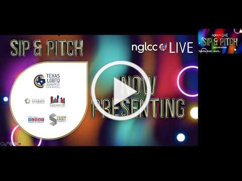 NGLCC Sip & Pitch Affiliate Edition   September 17, 2020