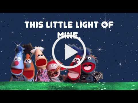 This Little Light of Mine (With Lyrics)