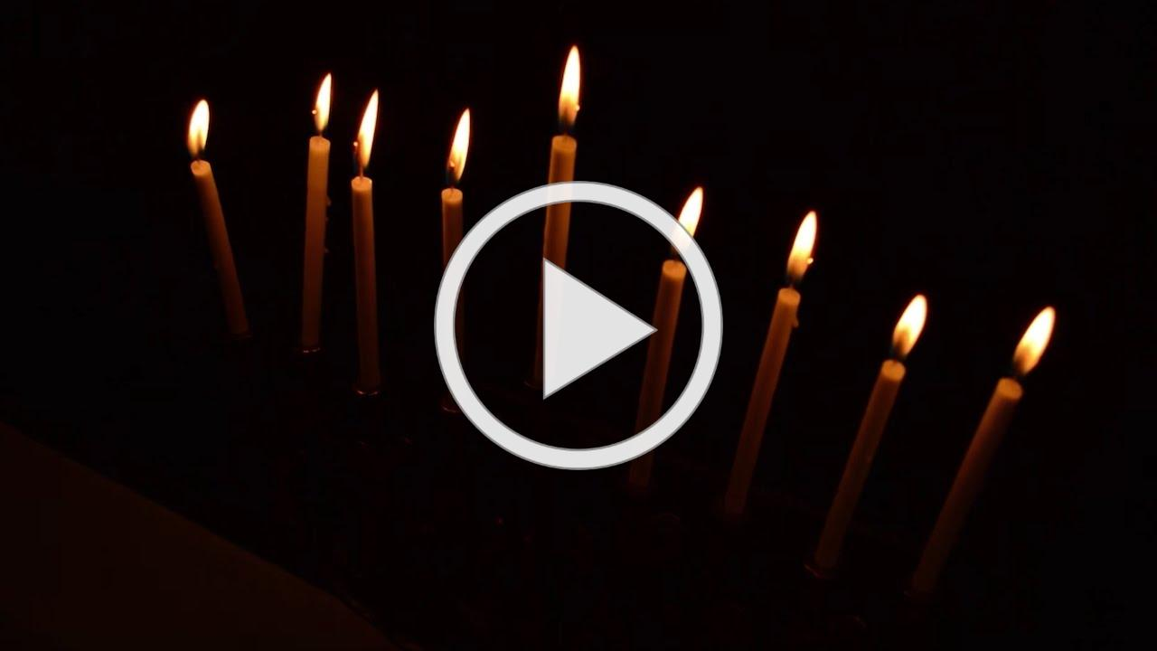How To Light the Menorah for Hanukkah