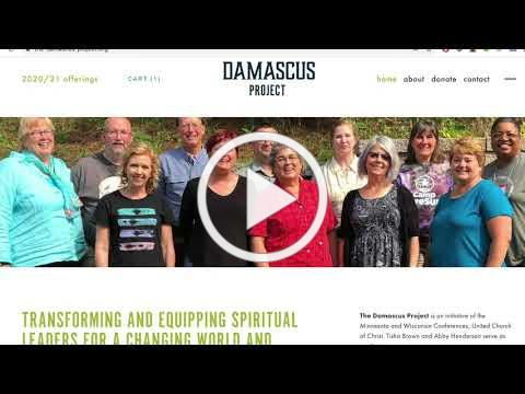 The Damascus Project - Promo 1 - Introduction to Faith Formation and Leadership Skills