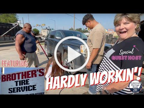 AHB Hardly Workin' Episode 7: Brother's Tire Service - Clovis, New Mexico