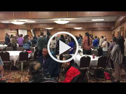 Wisconsin Indian Education Association 2019 Conference Opening Ceremonies
