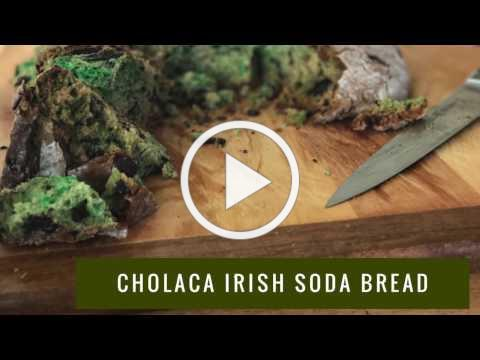 Cholaca Irish Soda Bread