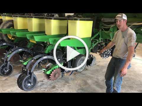Installing Yetter Fertilizer Knives