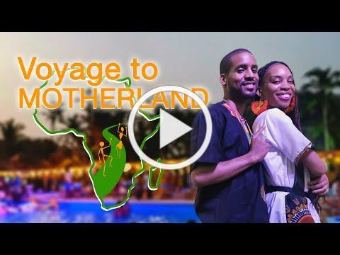 Voyage To Motherland With Nat Nye & Stella B for gotkushTV **NEW SHOW**