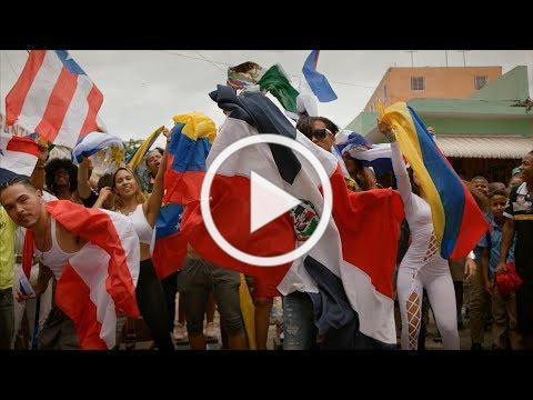 """Alza Tu Bandera"" - Official Music Video of SHINE the Movie by KeblinX"