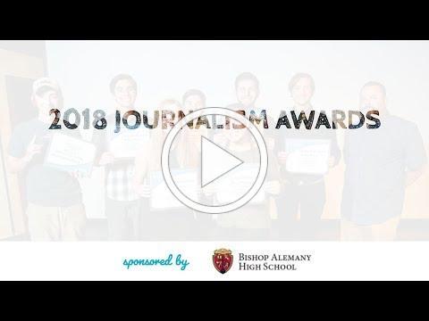 2018 Journalism Awards
