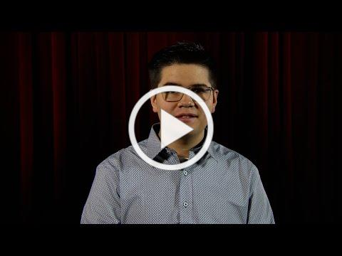 Nicholas Dominquez - 2020 McNair Scholar Presentation