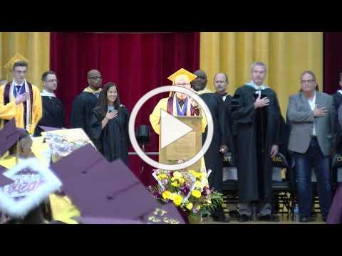 West Allis Central High School 2019 Graduation