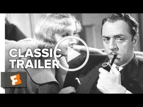 My Man Godfrey (1936) Official Trailer - William Powell, Carole Lombard Movie HD