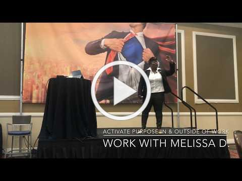 The Power To Activate Keynote with Melissa D. White
