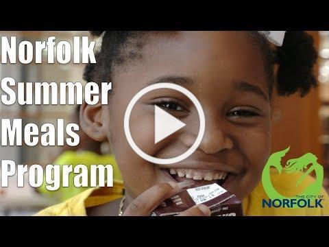 Norfolk Free Meal Summer Program
