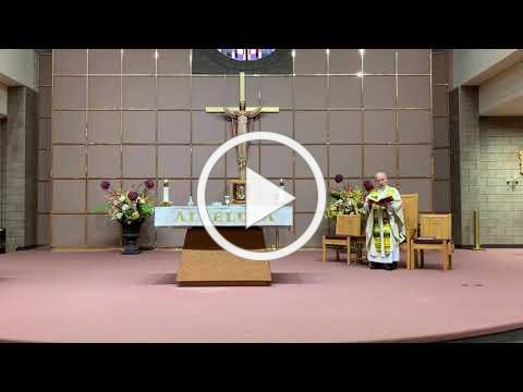 Sunday Mass for May 3, 4th Sunday of Easter