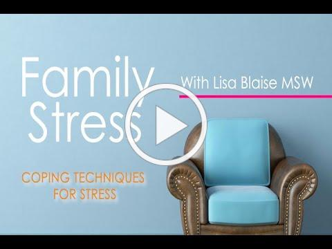 Coping Techniques For Stress