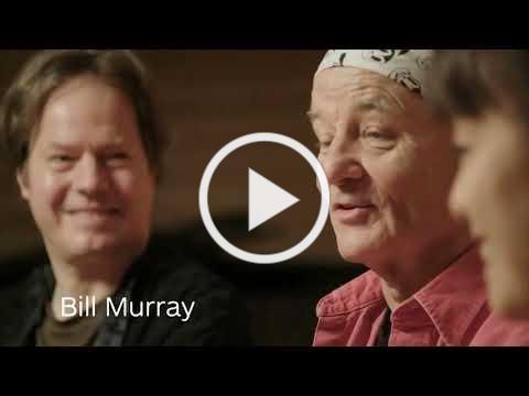 Bill Murray, Jan Vogler and Friends: New Worlds