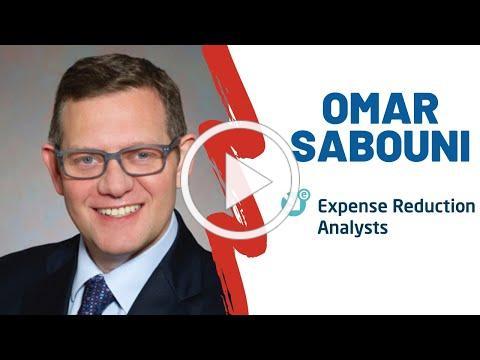 Omar Sabouni - Expense Reduction Analysts Testimonial