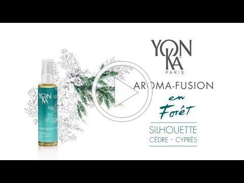 AROMA-FUSION, mon carnet de voyage en Forêt - Yon-Ka Paris