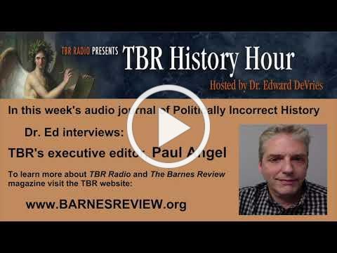 TBR HISTORY HOUR - 7/2/2021 - Paul Angel