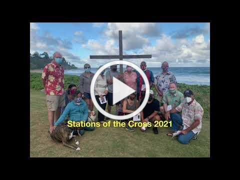 Stations of the Cross 2021