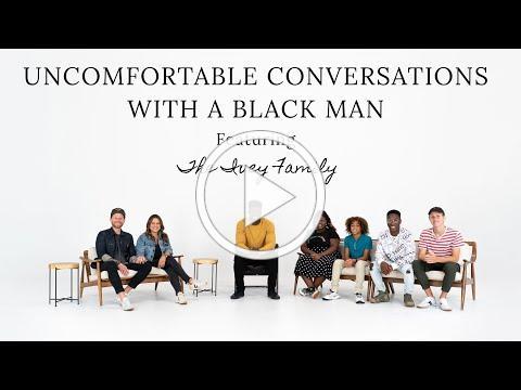 White Parents, Raising Black Children - Uncomfortable Conversations with a Black Man - Ep. 6