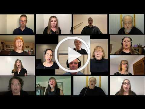 """Risen Today"" by Open Door Churches Choir"