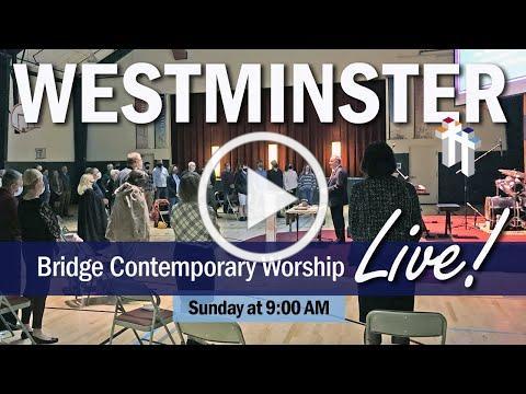 November 29, 2020 - Contemporary Worship | Westminster Presbyterian Church