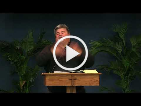 Christ In Us, The Hope Of Glory - Col 1:27 | Pastor Bill Randles | Believers In Grace Fellowship