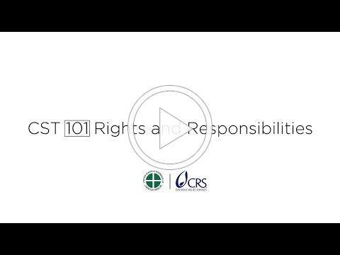 CST 101 | Rights and Responsibilities