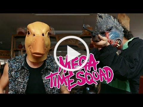 Mega Time Squad - Official Movie Trailer (2019)
