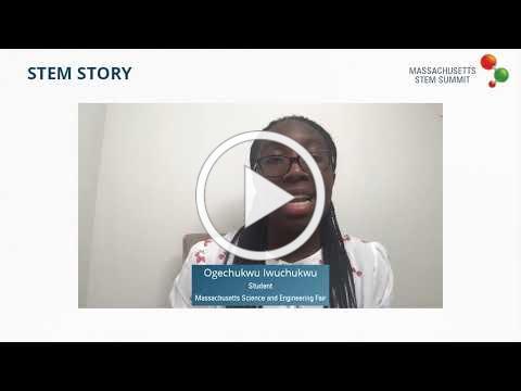 OIwuchukwu STEM Summit video 2021