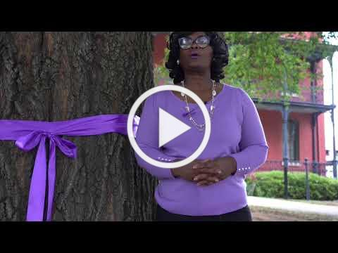 Introduction to DV Awareness Month 2020 - Angella Dunston, NC Dept. of Military & Veterans Affairs
