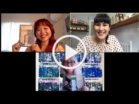 Artists in Conversation: Mitsuko Brooks & Reiko Fujii