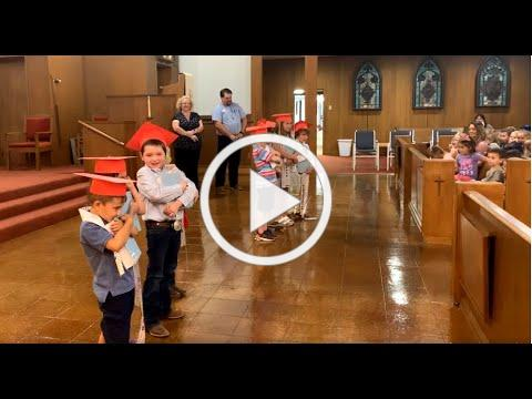 2021 Day School Chapel and Kinder Graduation