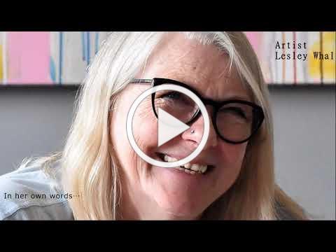Artist Focus - Lesley Whalley