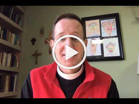 Pastoral Update from Rev. Mark (3.19.20)