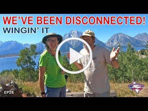 Traveling Without Connectivity   Wingin' It!, Ep 28   Full Time RV Life