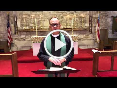 Healing Service   Ministration to the Sick   September 22, 2020