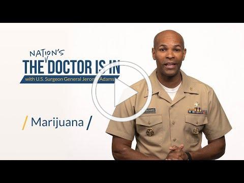 The Doctor Is In: Answering Your Marijuana Questions