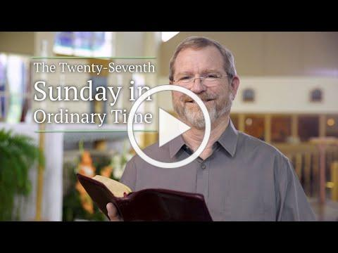 Twenty-seventh Sunday of Ordinary Time