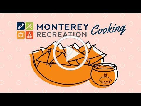 Monterey Recreation Presents: That's Good! Apple Pie Salsa Demo