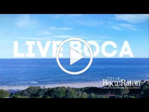 Boca Raton Blurs the Line Between Business and Pleasure