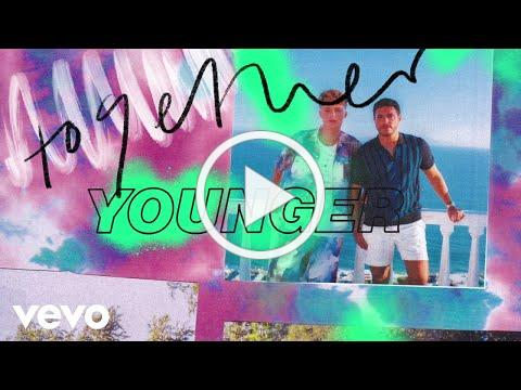 Jonas Blue, HRVY - Younger (Lyric Video)