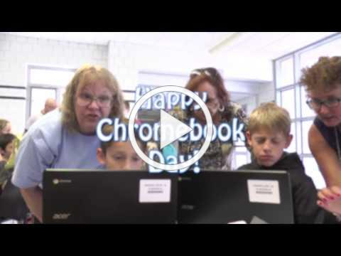 Happy Chromebook Day from NPSD!