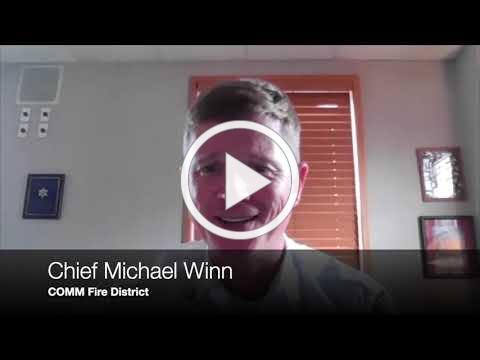 OVL Interviews Chief Michael Winn of COMM